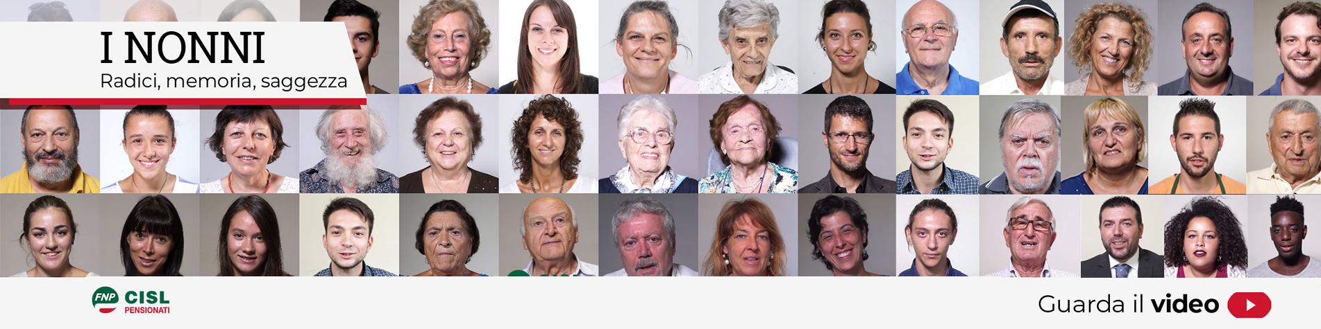 I nonni: radici, memoria, sagezza